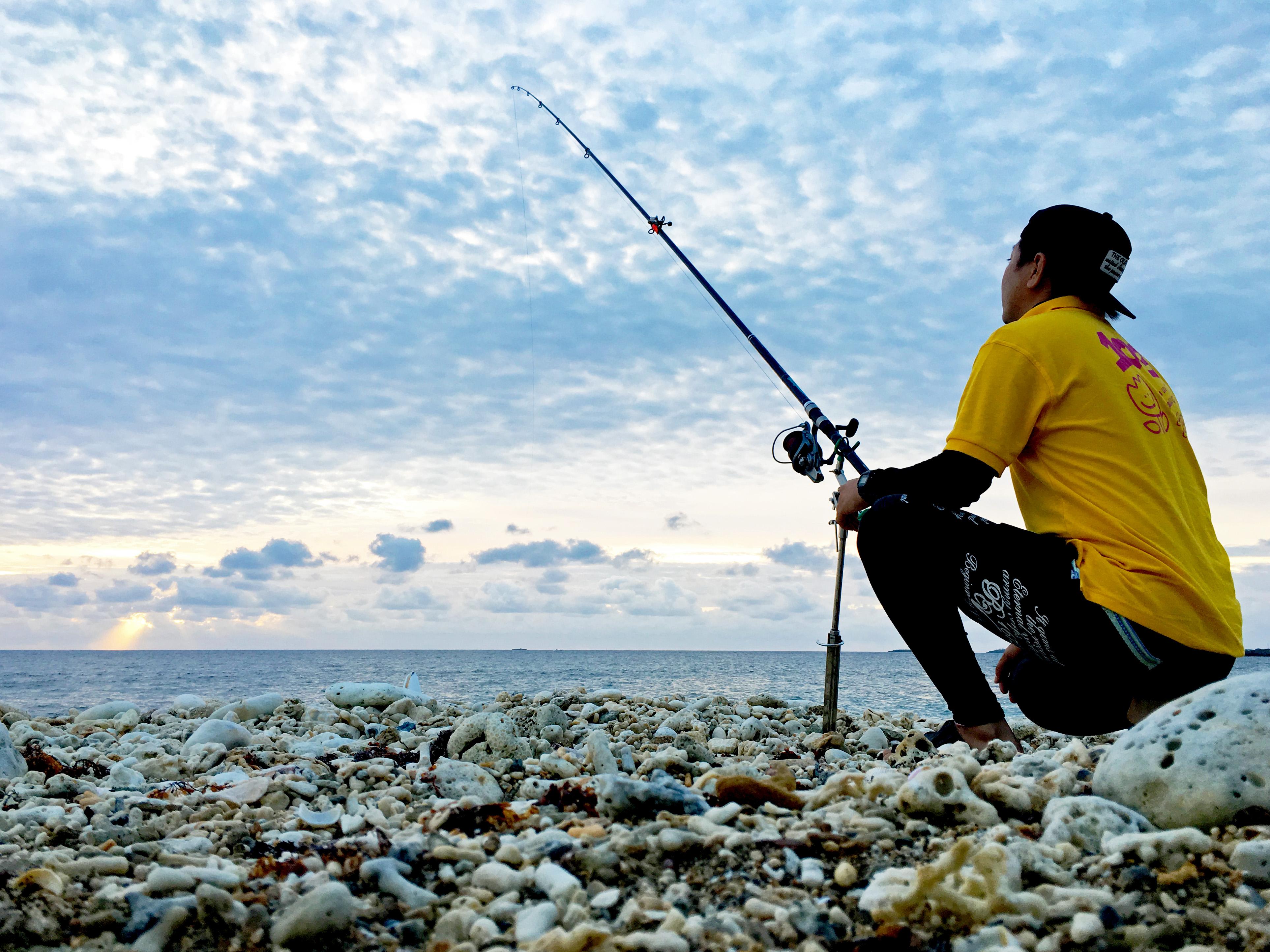 アウトドア好き、釣り好きが愛用する釣り、フィッシング用品