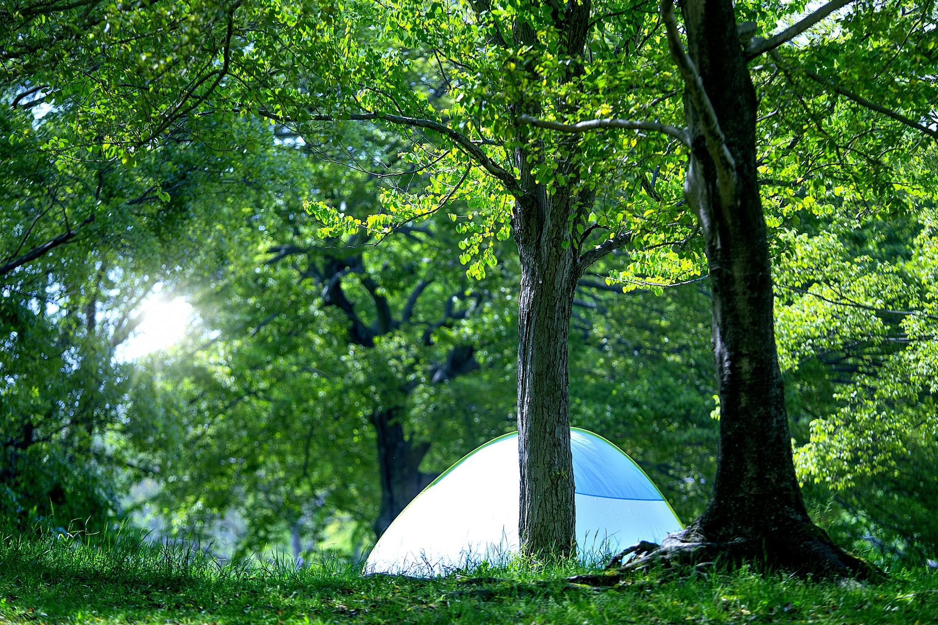 ソロキャンプ、一人キャンプで注意するべき点をご紹介します!