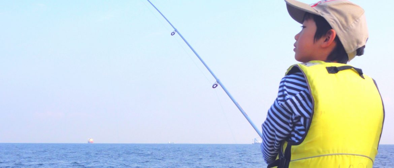 これから釣りを始める初心者向けの、 服装と身に付けたいアイテムをお知らせします。